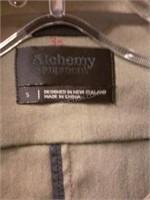 Alchemy Ladies Jacket Sz S