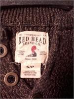 Red Head Mens Sweater Sz S