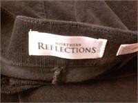 Lot of 2 Northern Reflection Ladies Pants Sz 10