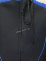 Bare 3/2mm Sports S-Flex Wet Suit Mens Sz L