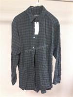 NEW Eddie Bauer Mens Shirt Sz L NWT $36