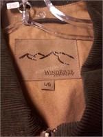Wind River Mens Coat Sz L MSRP $118