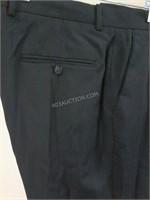 NEW Perry Ellis Mens Dress Pants Sz 33/32 Slim Fit