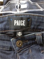 NEW Paige Mens Jeans  Sz 32