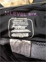 Level Six UPF 50+ Wet Suit Pants Ladies Sz XS