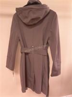 NEW Calvin Klein Ladies Trench Coat Sz S NWT $210