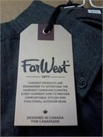 NEW Farb West Mens Shirt Sz M NWT $49