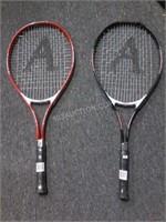 Lot of 2 Atomica Tennis Rackets