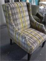 "High Back Chair 28"" x 28"" x 43"""