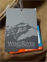NEW Wind River Mens Coat Sz S NWT $119