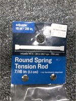 Lot of 3 NEW Tension Rods - Loft & Bed Bath $30