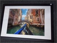 """Framed Art 39"""" x 27"""""""