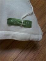 "NEW Homesense Celerie Decorative Pillow 20""sq $40"