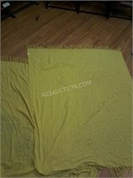 Lot of 3 Mainstay & Ma Maison Throws