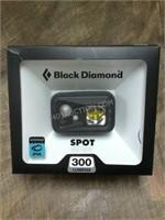 NEW Black Diamond LED Spot Head Lamp $47