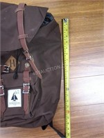 Woods Bag & Canvas Company Canvas Backpack - $160