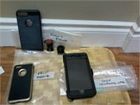 Lot of 3 Asstd Phone Cases - For Main Characters