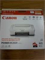 Canon Wireless All In One Printer. Scanner, Copier