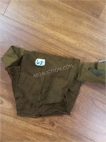 Lot of 2 Army Pouches