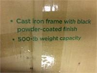 Brand New Wooden Lattice Bench