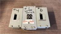 3- Electric Shutoff Boxes