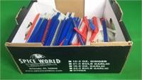 Box of Primer Strips- Some w/ Primers