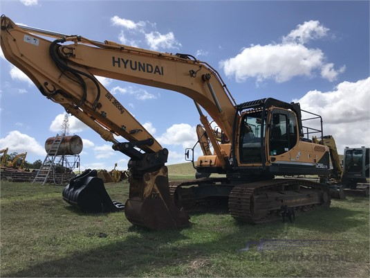 2011 Hyundai other - Heavy Machinery for Sale