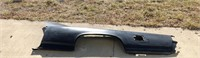 Driver side rear quarter panel skin