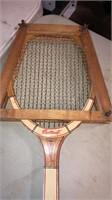 Trophy Tennis Racket