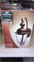Secure Home Outdoor Motion Light