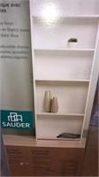 Sauder 5 Shelf Book Case