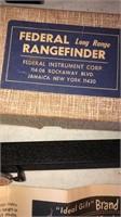 Federal Range Finder/ Garmin Nuvi & Camara