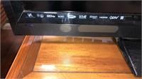 Vizio TV w/ Remote, Cords & Cables