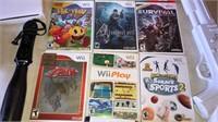 Nintendo Wii/Nintendo 64 and Kindle