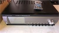 Pro Technik Power Amplifier & Woofer