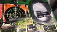 Targets, Gun Bags, Tackle Boxes, Belt, Etc.