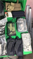 Military Sleep System Cartier, Law Enforcement