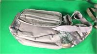 Fieldline Pro Series Shoulder Bag & 2 Saddle