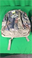 2- New Wood Trail Camo Backpacks