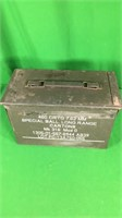 7.62mm Metal Ammo Can- Empty
