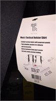SOG Tactical Holster Shirt- Size XL- New