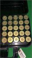 Case Gard 100 Shotgun Ammo Box w/ 12Ga.Ammo