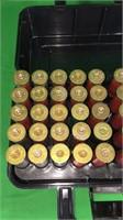 Case Gard 100 Shotgun Ammo Box w/ 12Ga. Ammo