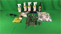 Barrel Blaster, Gun Cleaning Items, Bullets, Etc.