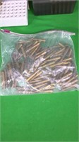 .22 Hornet Partial Boxes & A Bag Of Ammo
