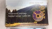 US Mint Westward Journey Nickel Series