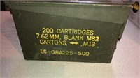 7.62 Ammo. Can (Empty)