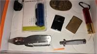 Knives & Zippo Deal