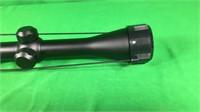Tad I World Class Rifle Scope- 3-9x40mm- New