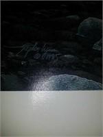 "Signed stephan lyman ""Ahwahnee-The Deep Grassy"""